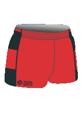 Custom Rugby Shorts One