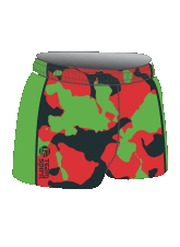 Custom Rugby Shorts Two