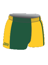 Custom Rugby Shorts Three